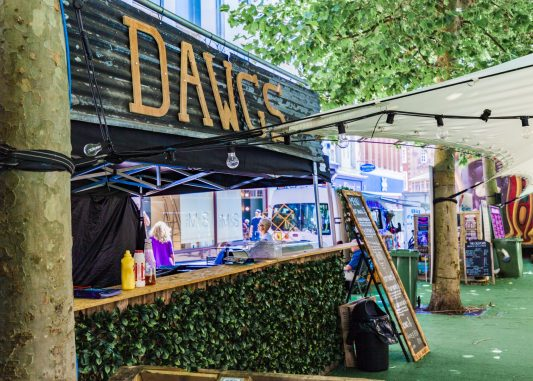Food and Drink Stalls 37