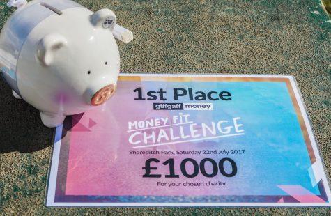 0008 General Shots - Giff Gaff Money Fit Challenge