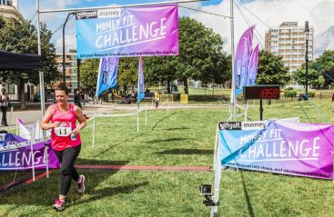 0022 Finish Line - Giff Gaff Money Fit Challenge