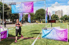 0033 Finish Line - Giff Gaff Money Fit Challenge