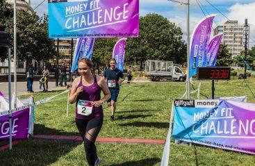 0083 Finish Line - Giff Gaff Money Fit Challenge