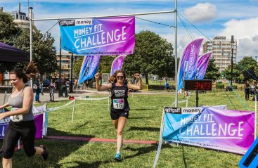 0086 Finish Line - Giff Gaff Money Fit Challenge