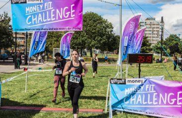 0088 Finish Line - Giff Gaff Money Fit Challenge