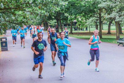 121 Regents Park Races 03.09.17