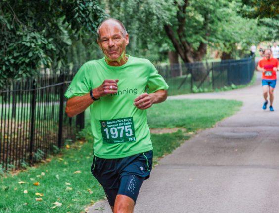 178 Regents Park Races 03.09.17