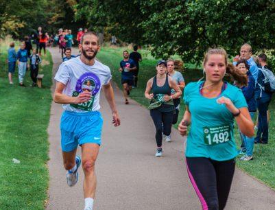 318 Regents Park Races 03.09.17