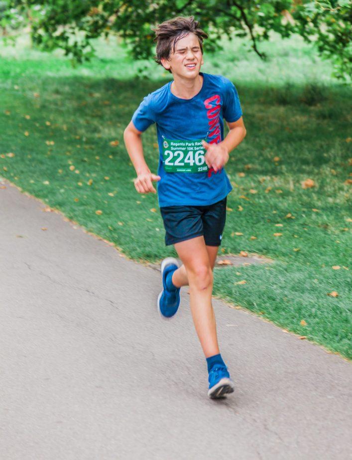 379 Regents Park Races 03.09.17