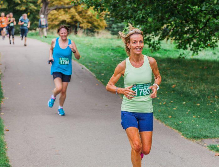 383 Regents Park Races 03.09.17