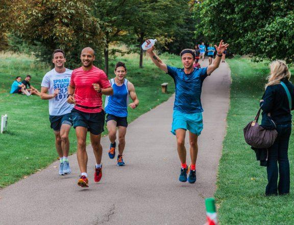 443 Regents Park Races 03.09.17