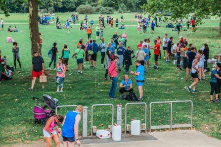 456 Regents Park Races 03.09.17