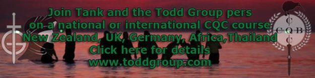 Todd Group CQC Training Courses