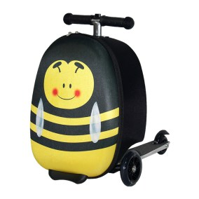 3D Bubble bee Scooter Travel Luggage £65.99
