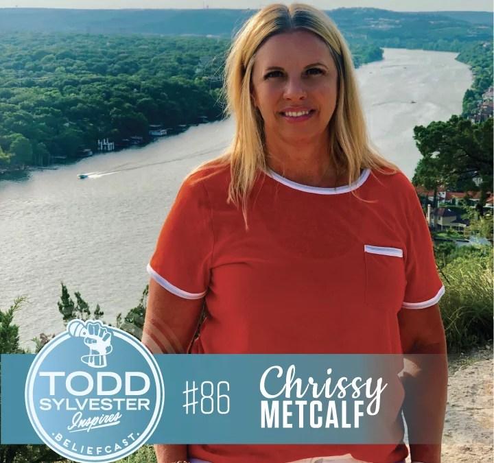 Episode #86 – Chrissy Metcalf