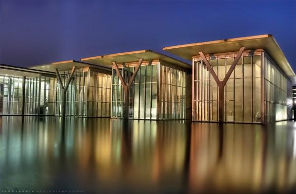 Modern Art Museum Fort Worth Texas T L