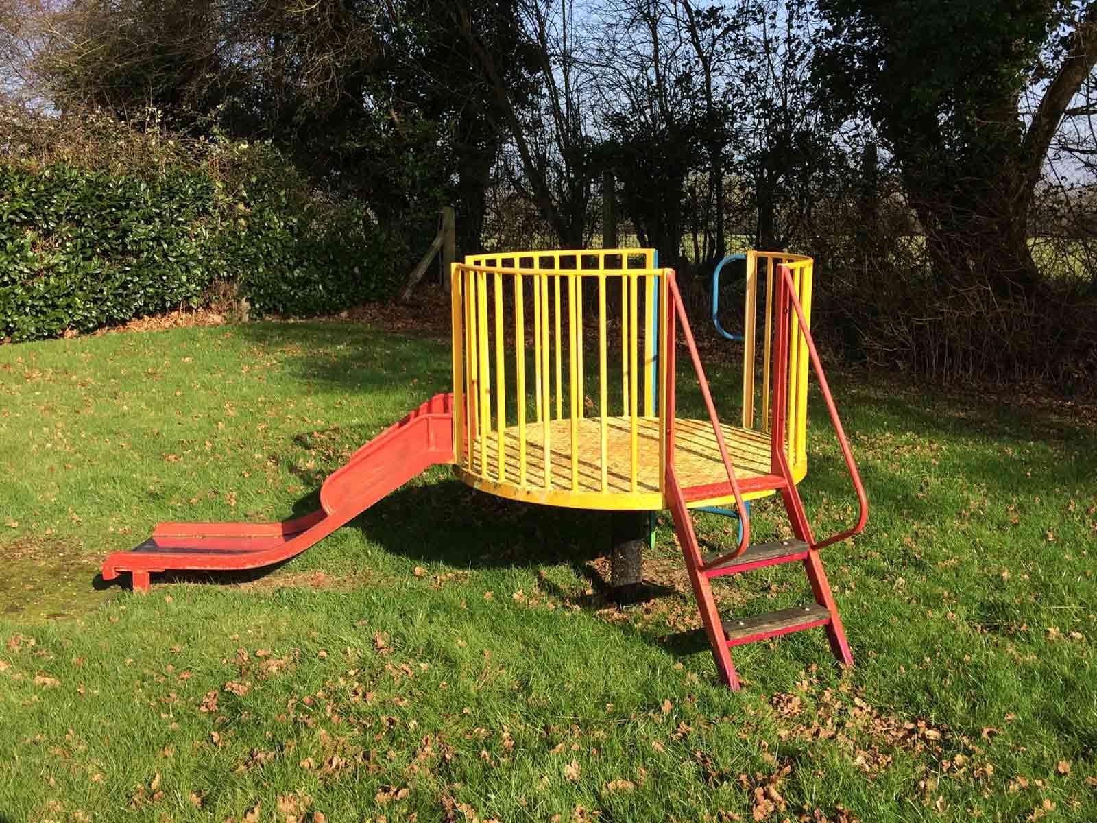 Chapel Pond Drive Play Park, North Warnborough