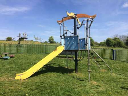 Greenfields Play Area, Alton