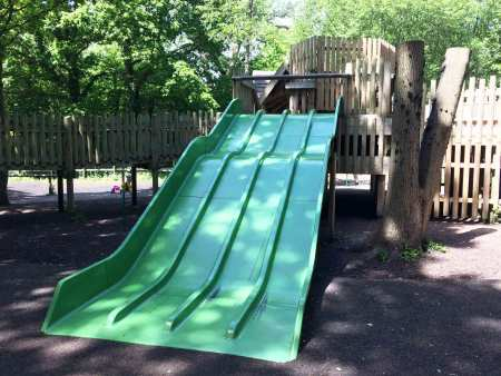 Royal Victoria Country Park Play Area, Southampton