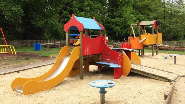 Sandhurst Memorial Park and Play Area