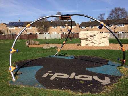 Hollybrook Adventure Play Area, Bordon, Hampshire