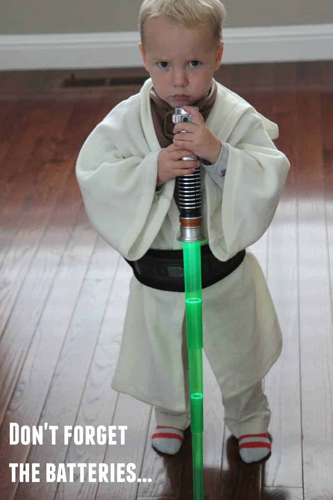 Star Wars Shape Crafts And Lightsaber Review
