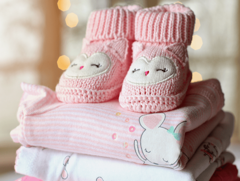 Baby Layette- Choosing the Baby Cloth