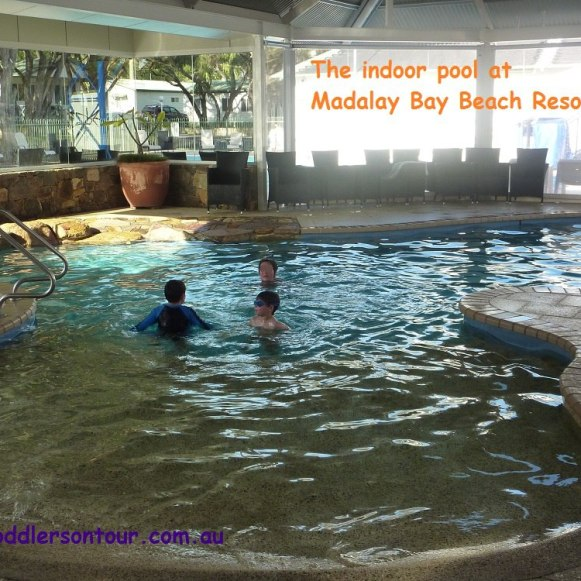 Indoor Swimming Pool Lessons: Family Holiday: Busselton With Kids