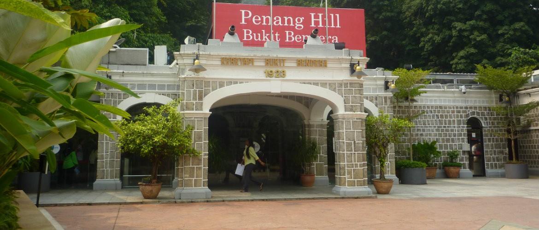 penang with kids at penang hill