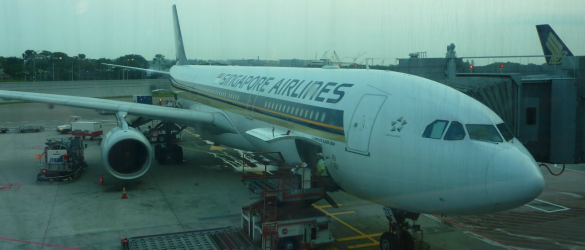 Penang with Kids on Singapore Airlines