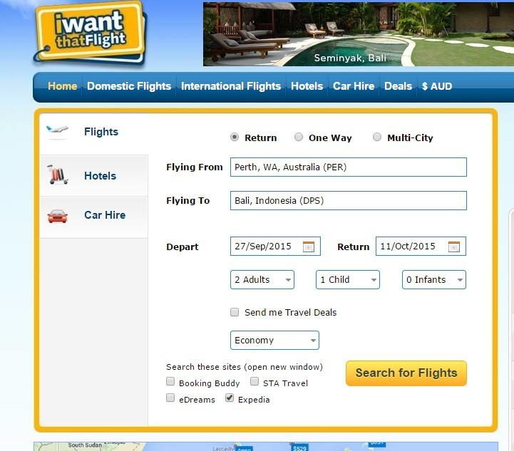 Get Cheap Flights