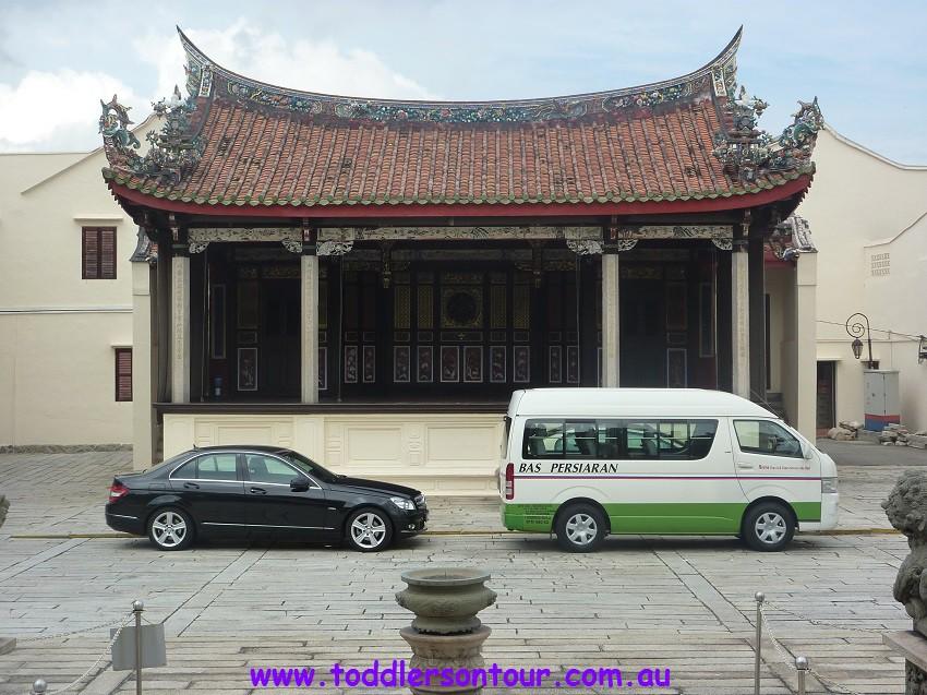 Penang Chinatown - Khoo Kongsi