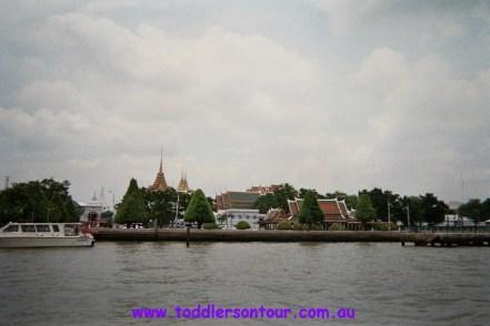 Bangkok express ferry