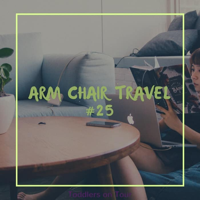 Arm Chair Travel #25