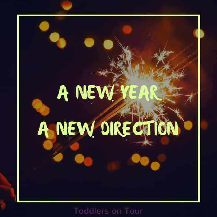 A New Year, A New Direction