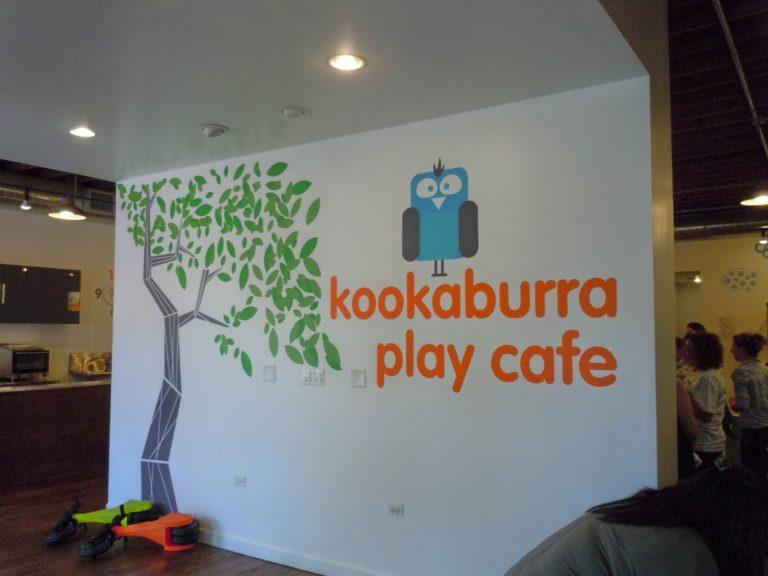 Kookaburra Play Cafe Toddling Around Chicagoland