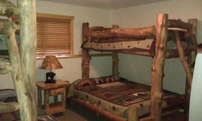 GJGBR - bunk bed