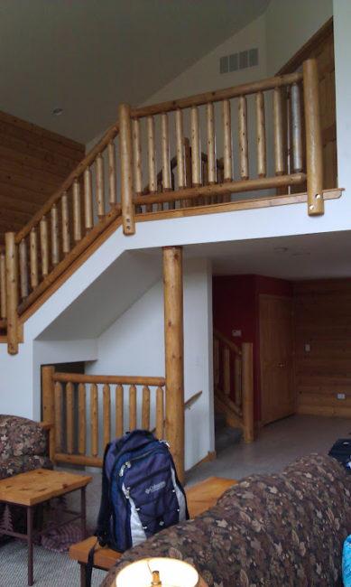 GJGBR - stairs