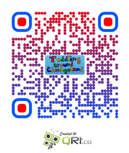 Qrt review toddling around chicagoland custom qr codes from qrt and why you need them fandeluxe Choice Image