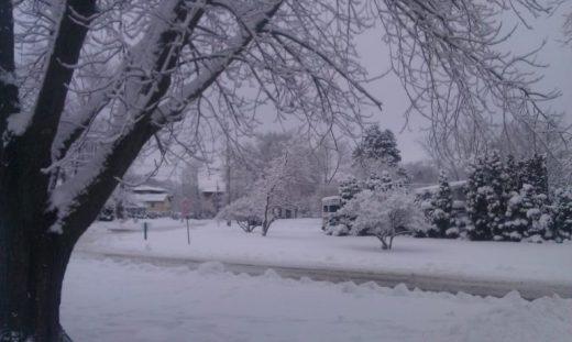 Walgreens Web Pickup - snow - Toddling Around Chicagoland #HappyHealthy #CBias