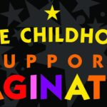 Save Childhood Support Imagination with Pump It Up