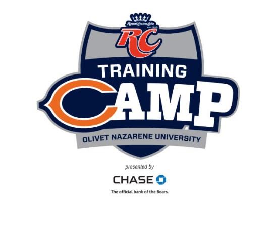 2013 Bears Training Camp - Toddling Around Chicagoland