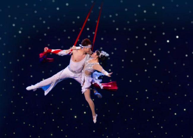 Cirque Shanghai Silks