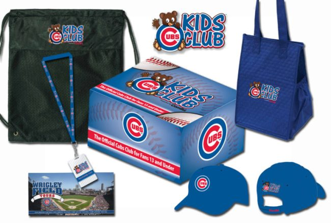 #CubsKidsClub Contest - Toddling Around Chicagoland