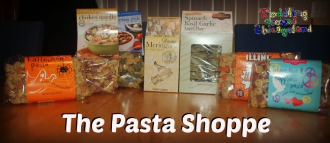 The Pasta Shoppe - Toddling Around Chicagoland