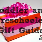 Toddler & Preschool Gift Guide
