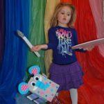Art & Science Birthday Party at Mixin Mingle: Part 1