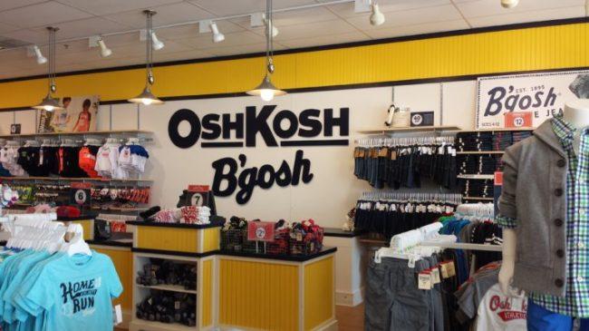 Preparing for Spring with OshKosh B'Gosh - Toddling Around Chicagoland