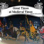 Great Times at Medieval Times {and a Giveaway!} #MedievalTimesChi