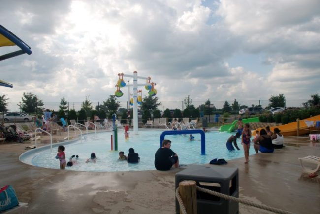 Raging Waves Waterpark - Toddling Around Chicagoland #Welcometosummer