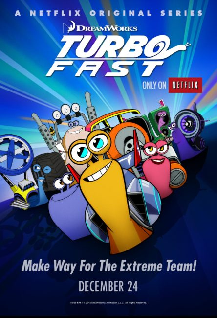 Turbo: FAST - Netflix #StreamTeam - Toddling Around Chicagoland