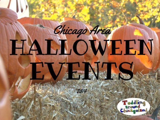 Chicago Area Halloween Events 2014
